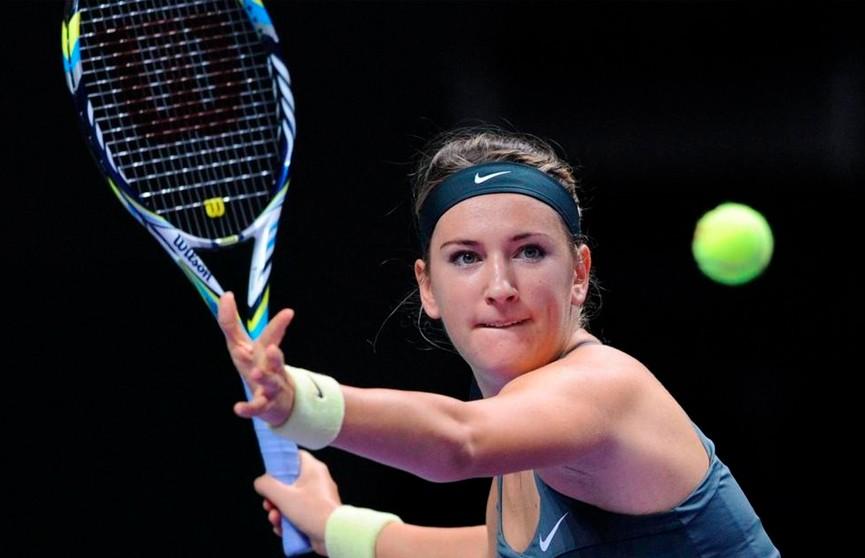 Азаренко и Барти вышли в 1/8 финала теннисного турнира в Торонто