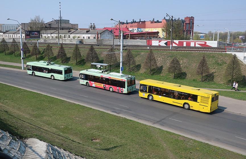 3 июля: как изменится движение общественного транспорта