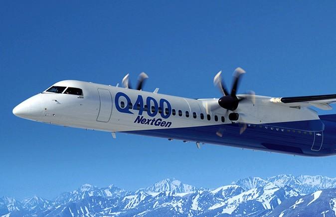 Самолёт компании AirBaltic совершил аварийную посадку в аэропорту...
