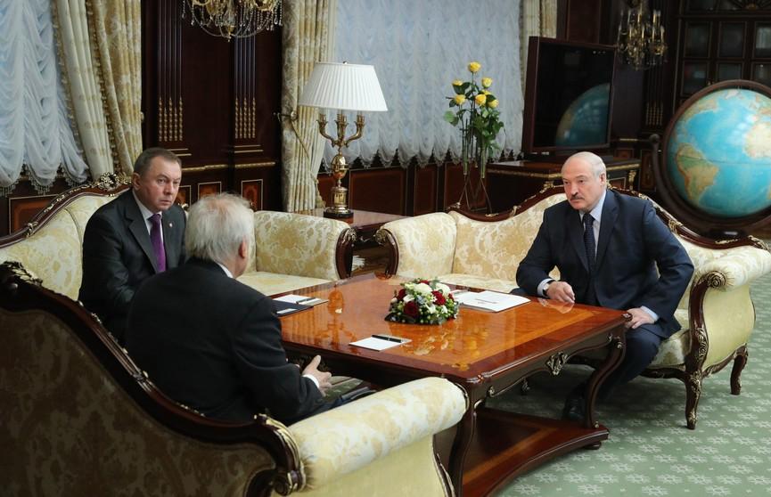 Лукашенко: Беларусь всегда будет прилагать максимум усилий, чтобы поддержать процесс мирного урегулирования конфликта в Украине