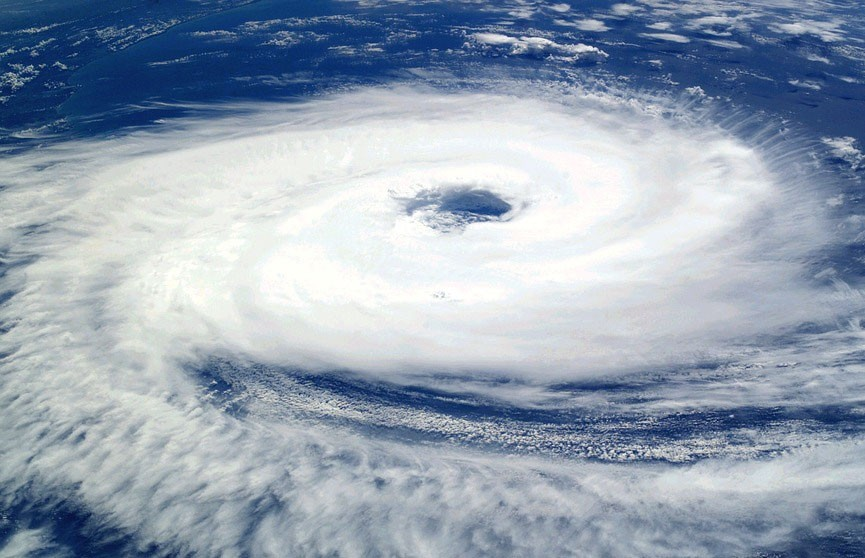 Тропический шторм «Бета» образовался в Атлантическом океане
