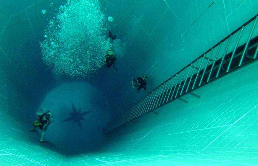 В Польше откроется бассейн глубиной в 45 метров