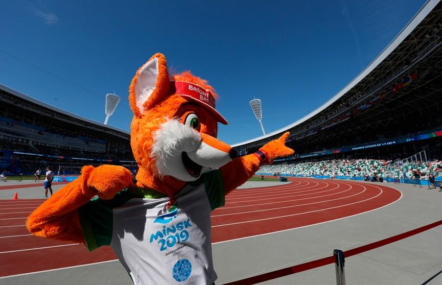 Белорусские спортсмены продолжают борьбу за медали II Европейских игр