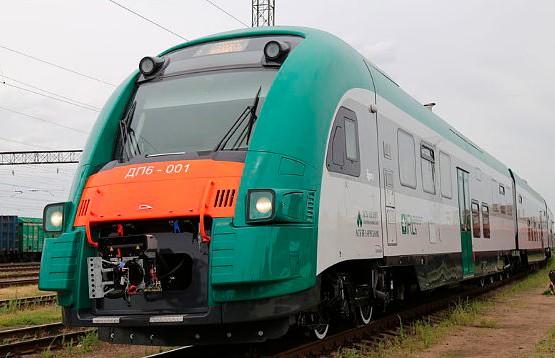 БЖД получила польский поезд с Wi-Fi и розетками для подзарядки