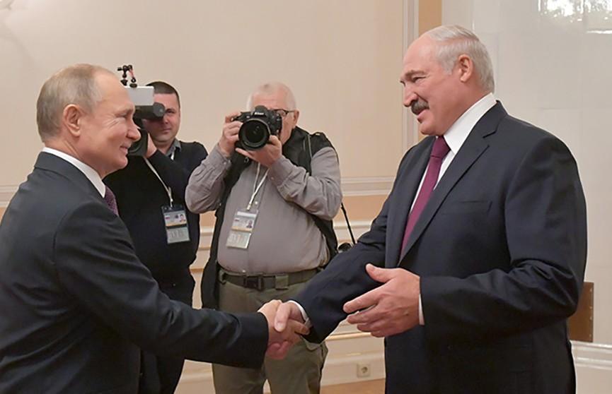 Александр Лукашенко отметил колоссальный прогресс в развитии сотрудничества с Россией
