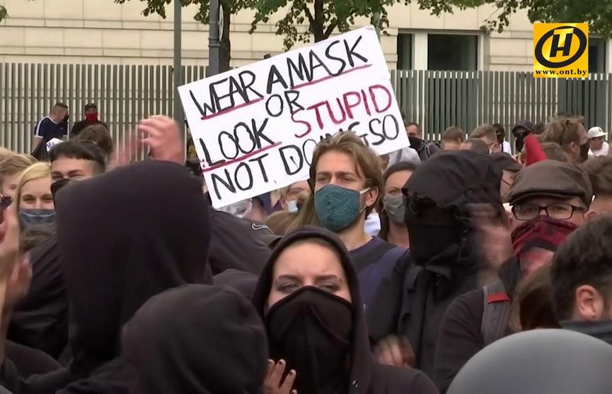 Акции протеста и беспорядки в Европе: почему люди выходят на улицы и как полиция реагирует на демонстрантов?