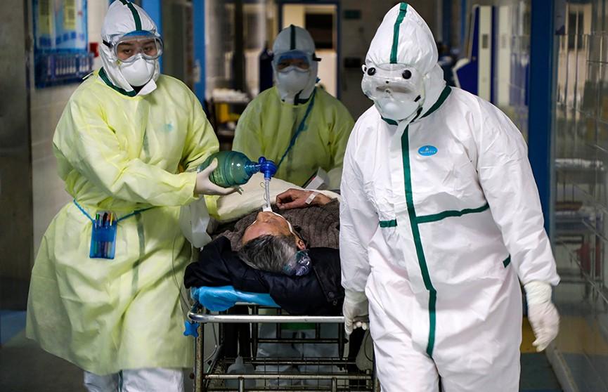 Число погибших от коронавируса в Китае превысило 1,5 тыс. человек