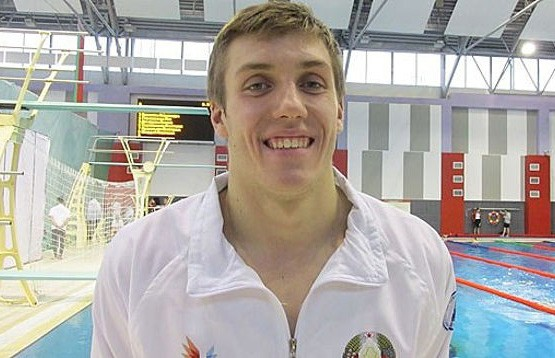 Илья Шиманович завоевал золото Кубка мира по плаванию в Японии