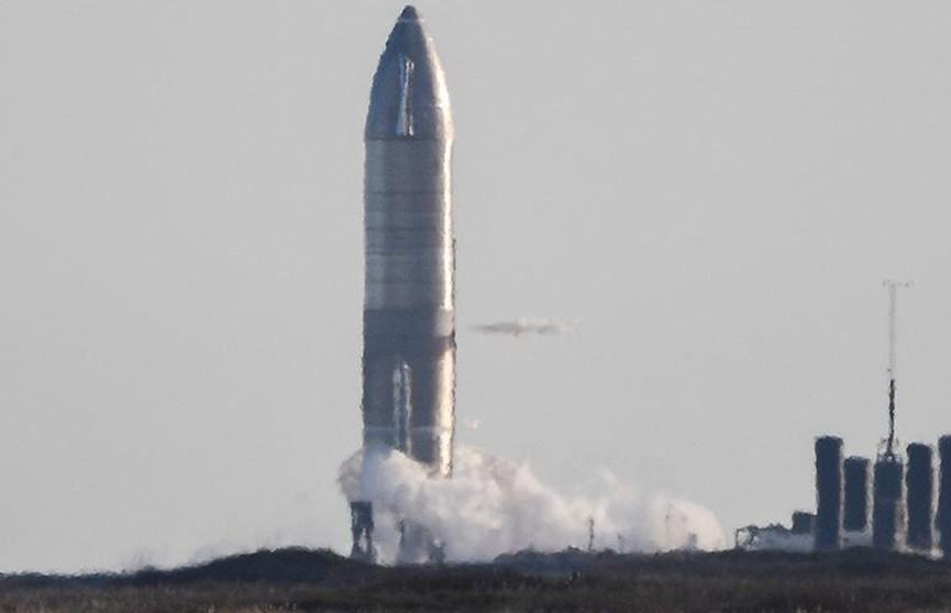 Прототип корабля Starship компании SpaceX взорвался при испытаниях