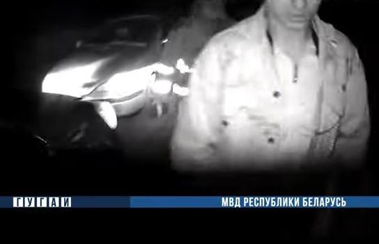 Пьяный 17-летний подросток угнал чужую машину в Речицком районе. Возбуждено уголовное дело