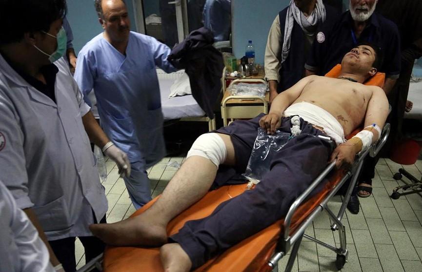 Боевики «Исламского государства» взяли на себя ответственность за теракт в Кабуле