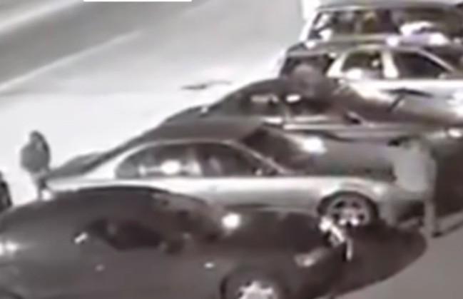 Любители «Мазды». На машинах исчезали фары, зеркала, парктроники и фирменные значки