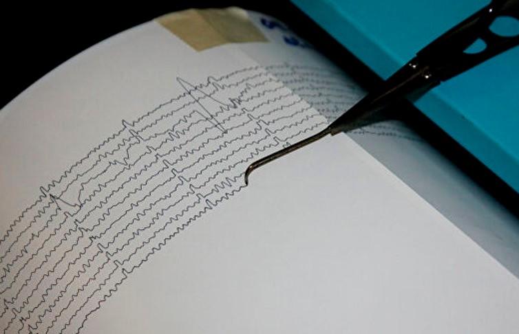 Землетрясение магнитудой 5,4 было возле острова Крит