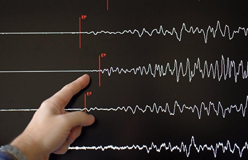 Два землетрясения произошли у берегов Греции