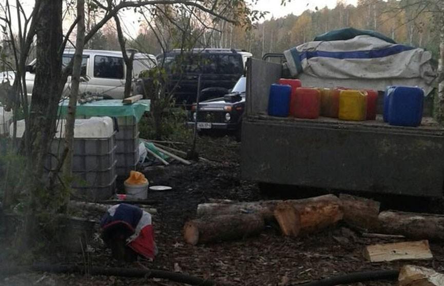 Около 300 литров самогона изъяли у жителя Гродно