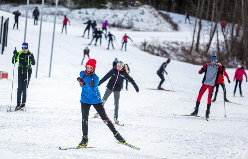 Следующей зимой лыжные трассы появятся во всех административных районах столицы