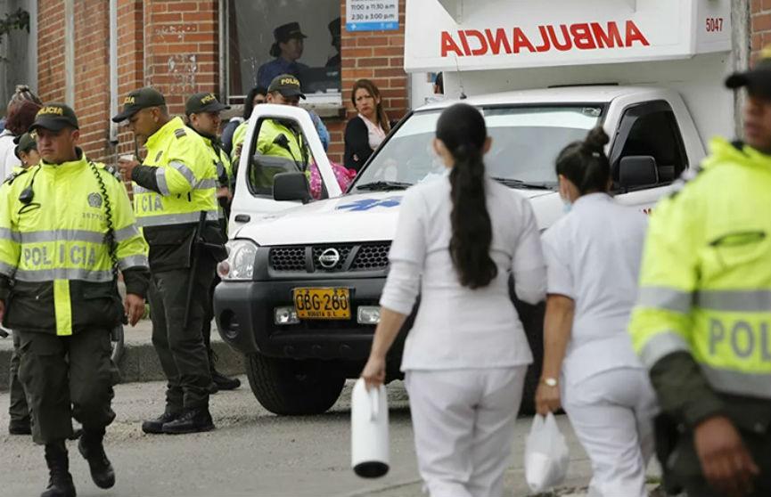 Вооруженное столкновение в Колумбии: шесть человек погибли