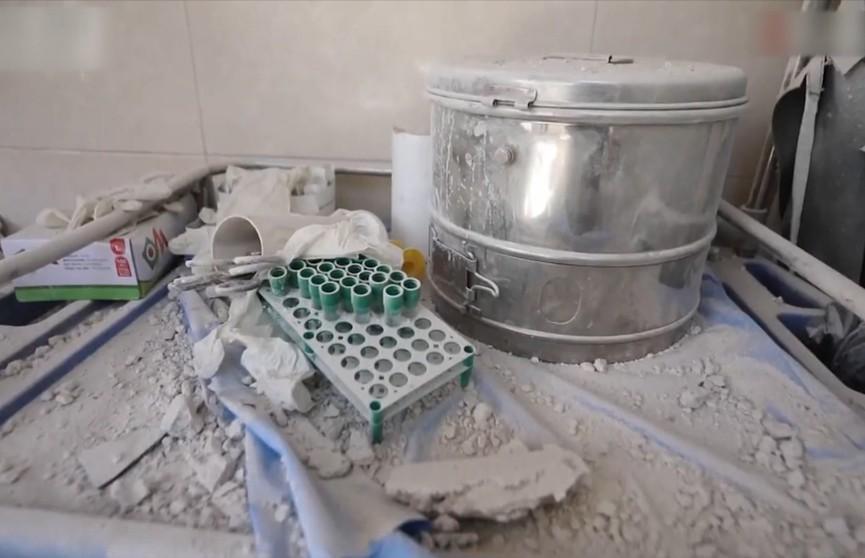 В Сирии обстреляли одну из крупнейших больниц. Есть жертвы