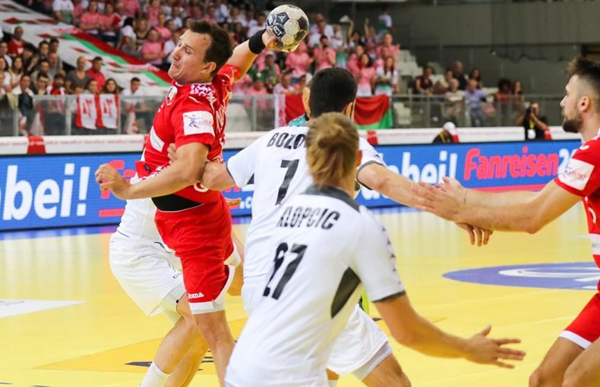 Мужская сборная Беларуси по гандболу 18 октября начнёт подготовку к отборочным матчам чемпионата Европы-2020