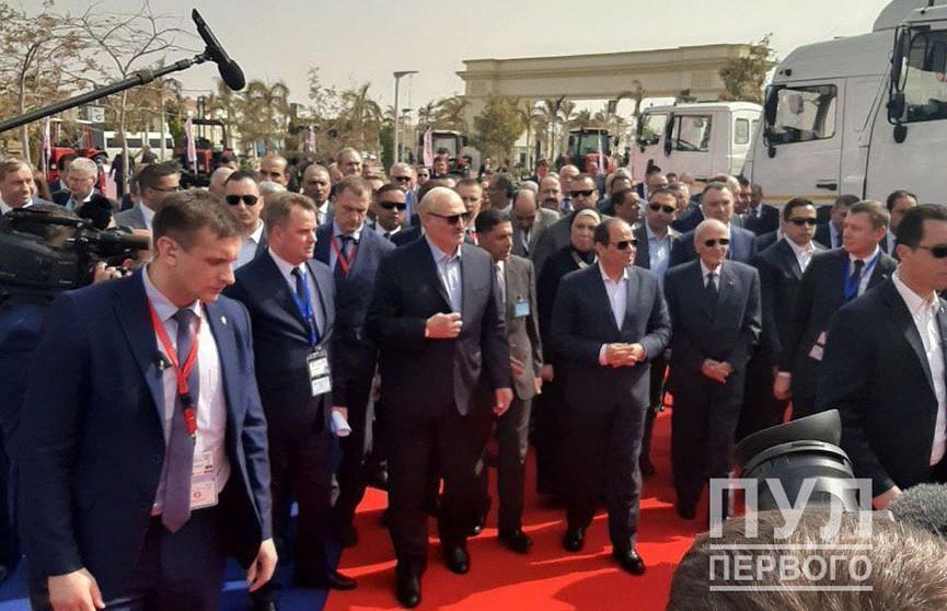 Контракт на миллион долларов: Беларусь и Египет договорились создать совместное производство беспилотников