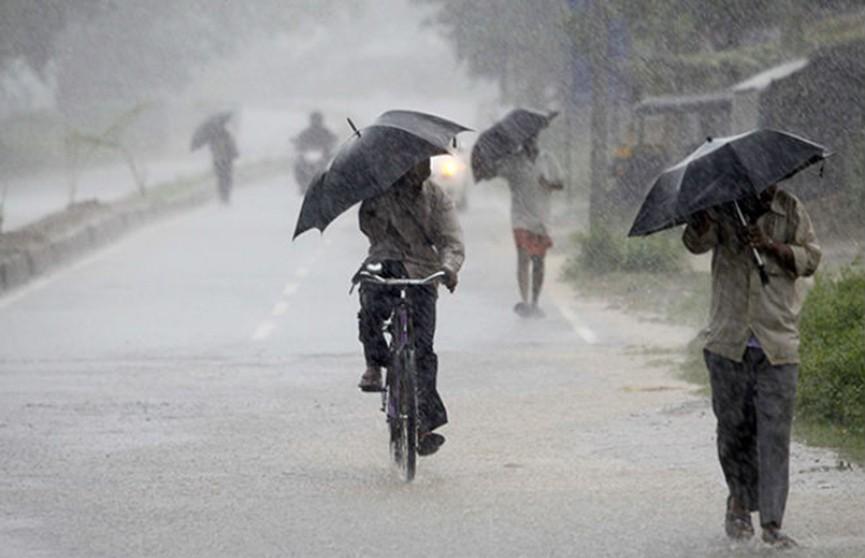 Ливни и песчаные бури унесли жизни более 30 человек в Индии (Видео)