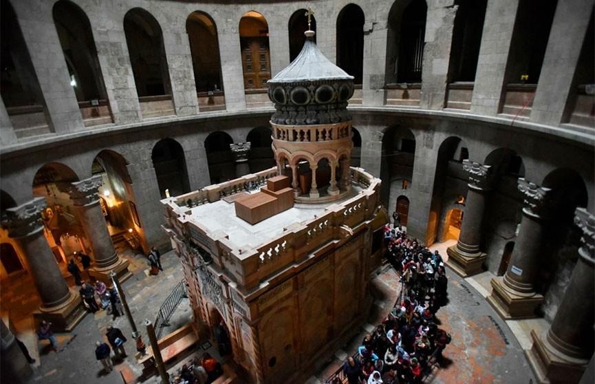 Храм Гроба Господня в Иерусалиме откроют спустя два месяца карантина