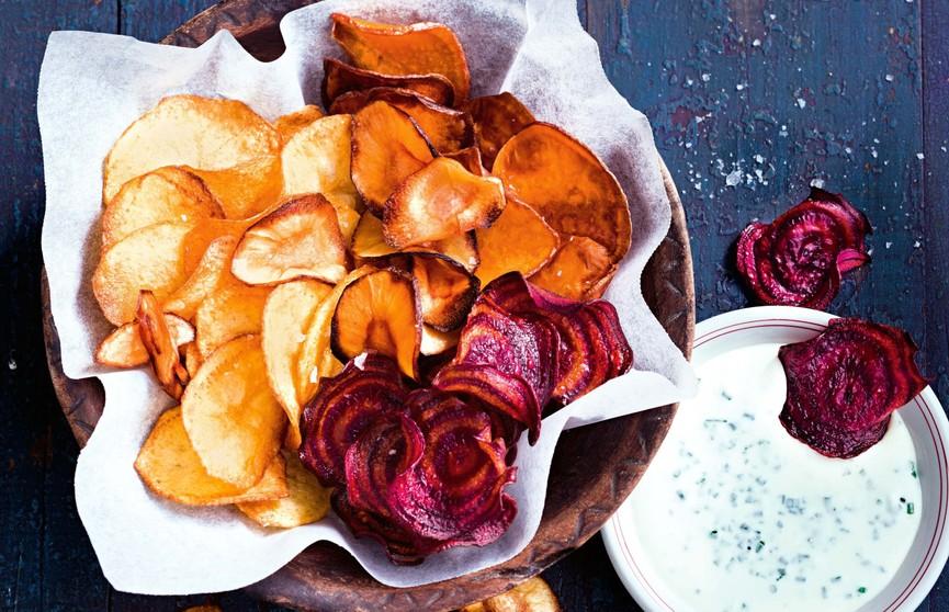 Овощные чипсы: рецепты и хитрости приготовления