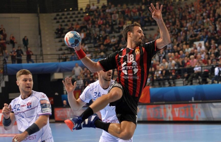 БГК имени Мешкова уступил македонскому «Вардару» в гандбольной Лиге чемпионов