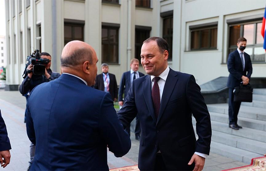 Головченко: Беларусь рассчитывает на поддержку РФ в условиях возросшего давления со стороны Запада