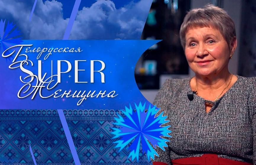 «Нет лучше нашей, белорусской, земли». Оператор машинного доения Мария Рацкевич – в проекте «Белорусская SUPER-женщина»