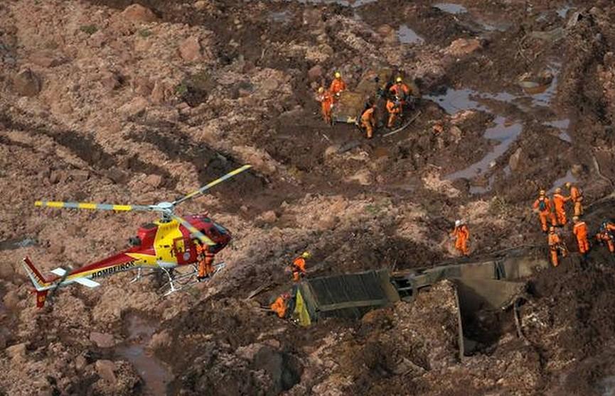 Бразилия на грани экологической катастрофы после прорыва дамбы