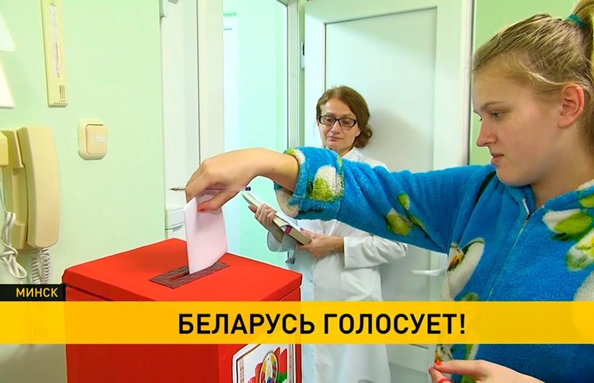 Парламентские выборы-2019: до закрытия избирательных участков остаётся несколько часов