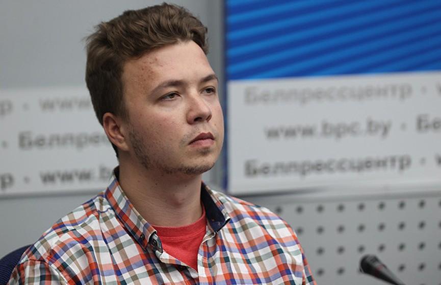 Протасевич: если бы мне предложили сейчас выйти на свободу, я бы обязательно попросил себе госзащиту