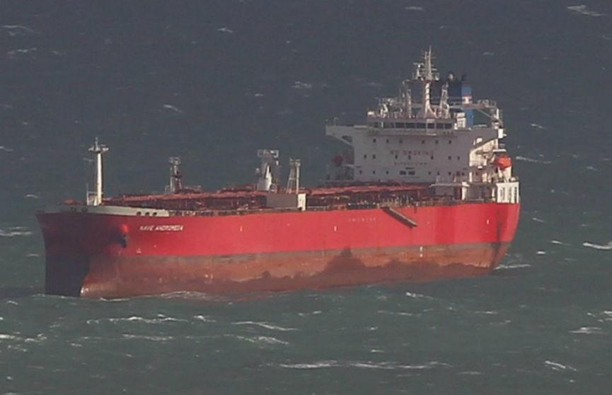 В Великобритании задержали семерых «безбилетников», угрожавших экипажу нефтяного танкера
