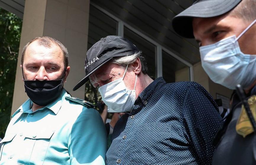 Адвокат Ефремова подтвердил, что актер отказался признавать вину