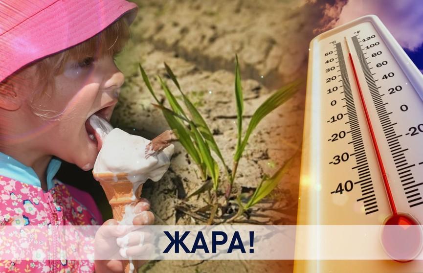 Аномальная жара в Беларуси. Как из-за знойной погоды обострилась ситуация на воде, и как на «тёплой» погоде зарабатывают предприниматели?