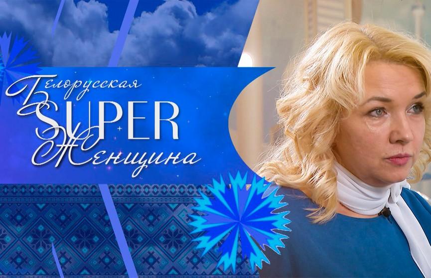 Начальник центра безопасности МЧС Елена Парчук. Проект «Белорусская SUPER-женщина»