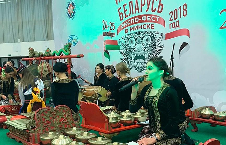 В Минске проходит фестиваль, посвящённый 25-летию установления дипломатических отношений между Беларусью и  Индонезией