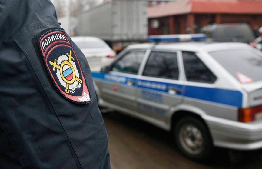 В Подмосковье мужчина стрелял в полицейских, пуля попала в наручники