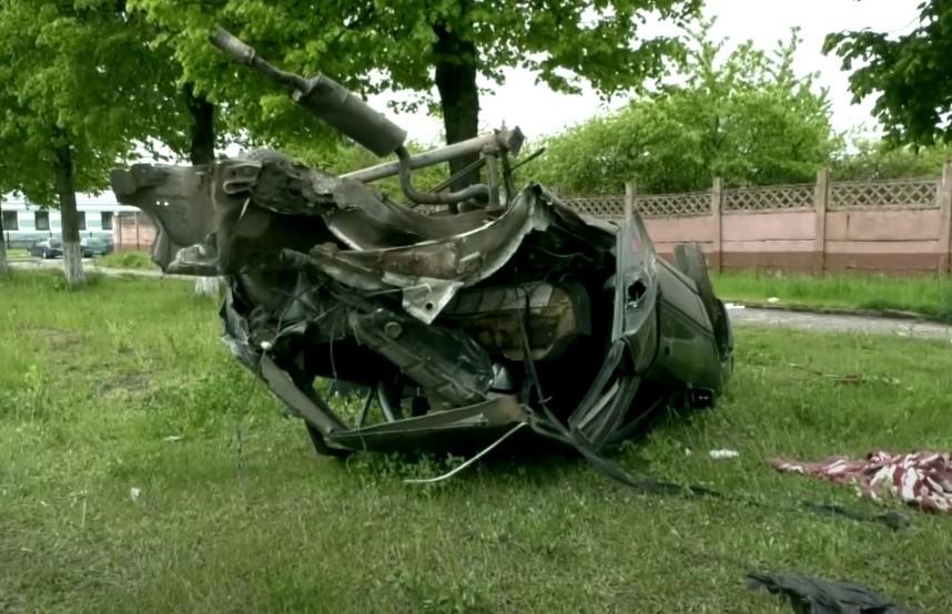 ГАИ прокомментировала причины жуткой аварии в Лиде, где погибла женщина-водитель