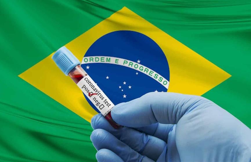 Минздрав Бразилии призывает ввести локдауны и комендантский час