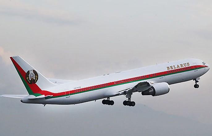 Александр Лукашенко направился в Россию с рабочим визитом