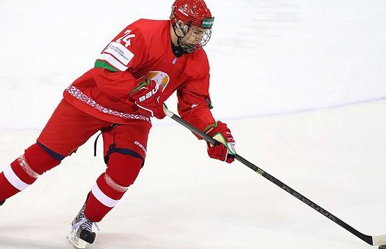 Белорус Егор Шарангович – десятый в списке претендентов на «Колдер Трофи»
