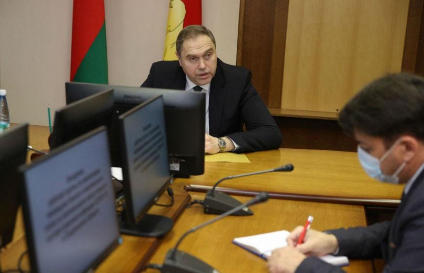 Масочный режим введен во всех районах Гродненской области