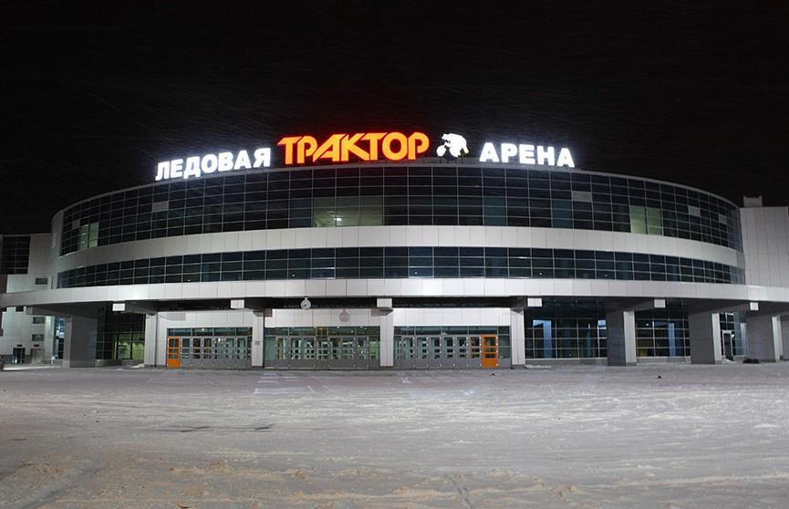 Хоккеисты минского «Динамо» прибыли в Челябинск