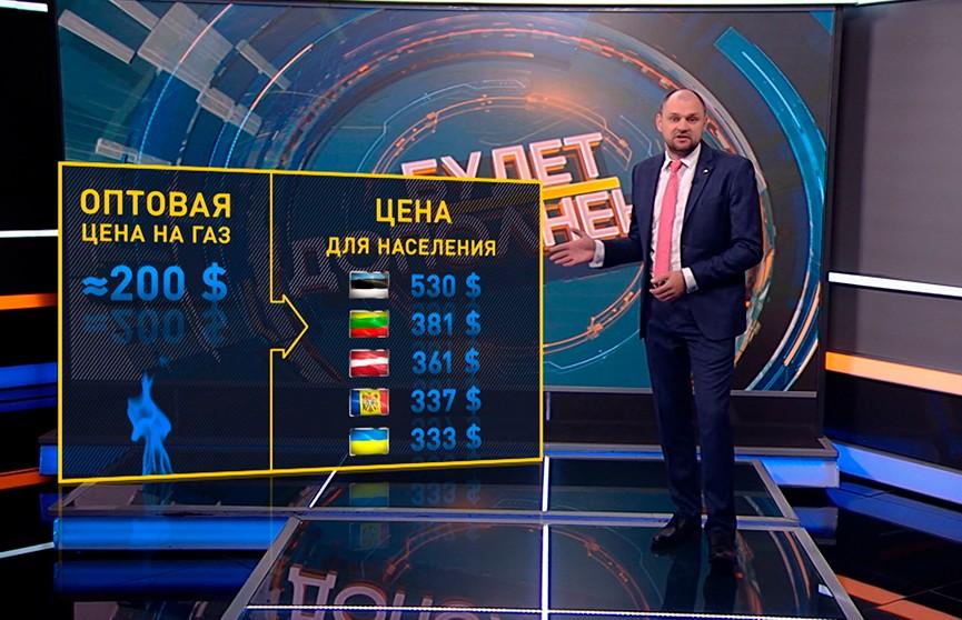 Рекордный рост цен на газ: как это скажется на европейцах и затронет ли белорусов? Рубрика «Будет дополнено»
