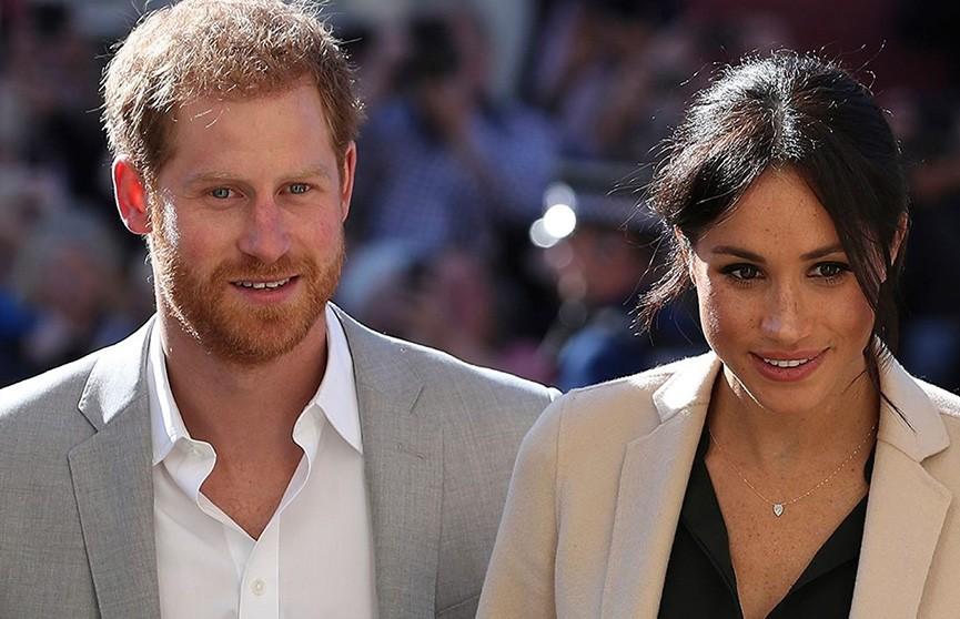 Ребёнок принца Гарри и Меган Маркл не получит королевского титула и будет зарабатывать себе на жизнь сам