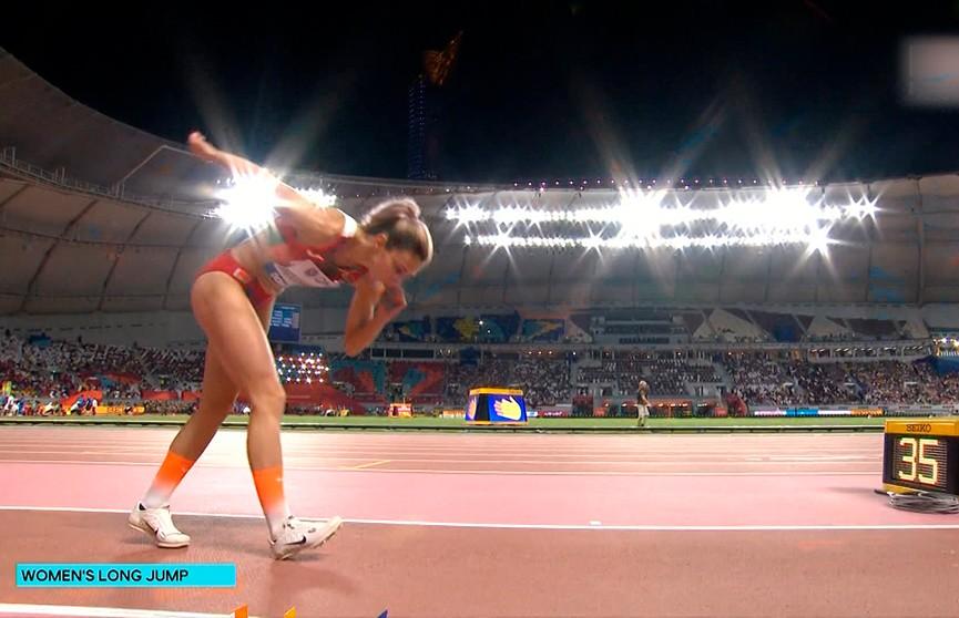 Белорусы остались без наград на чемпионате мира по лёгкой атлетике в Катаре