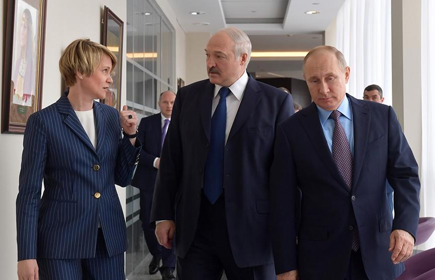 Беларусь будет перенимать передовой опыт России в образовании