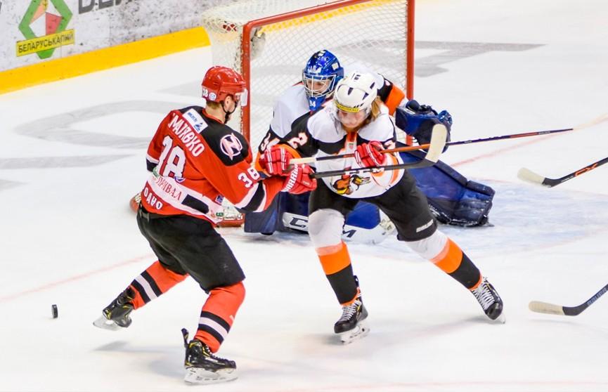Гродненский «Неман» находится в шаге от выхода в финал хоккейного Кубка Президента